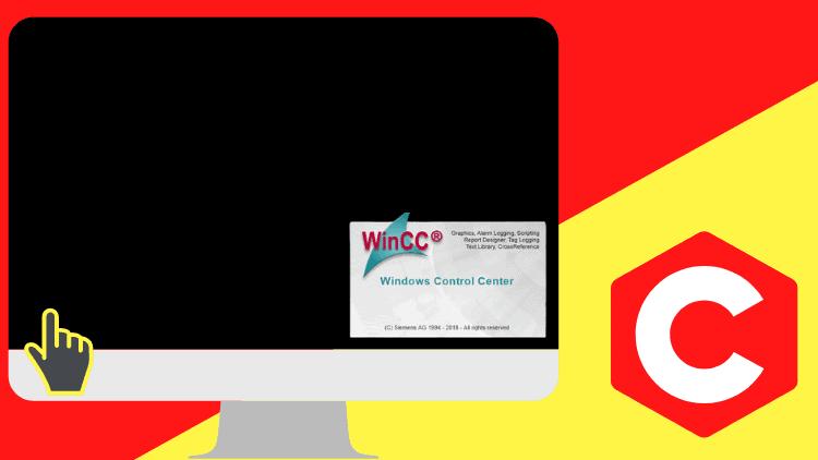 c scripting wincc scada